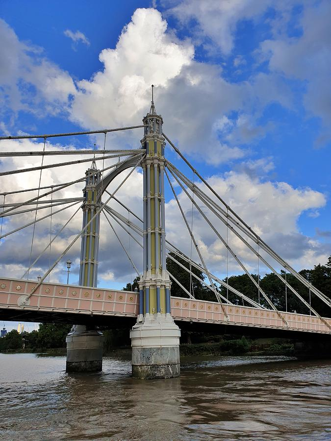A Bridge Across the Thames by Andrea Whitaker