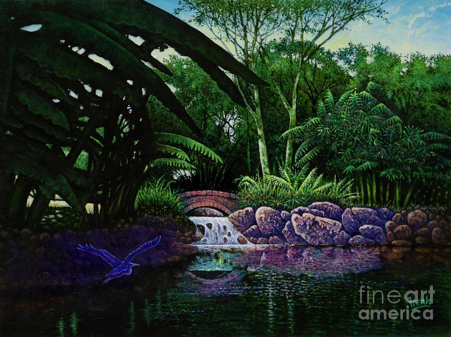 A Bridge in the Jungle by Michael Frank
