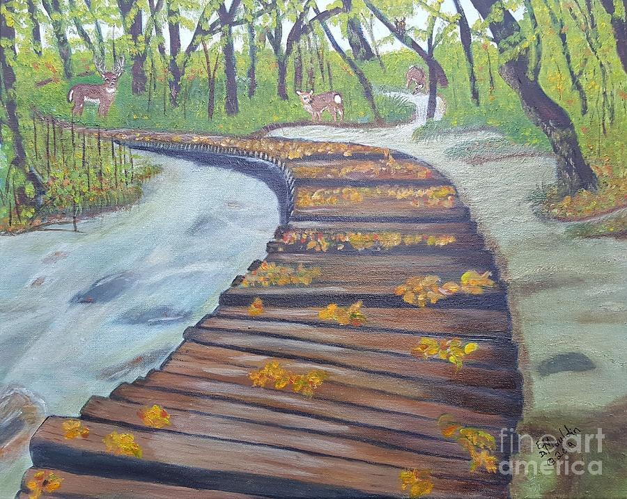 A Bridge Through Nature by Elizabeth Dale Mauldin