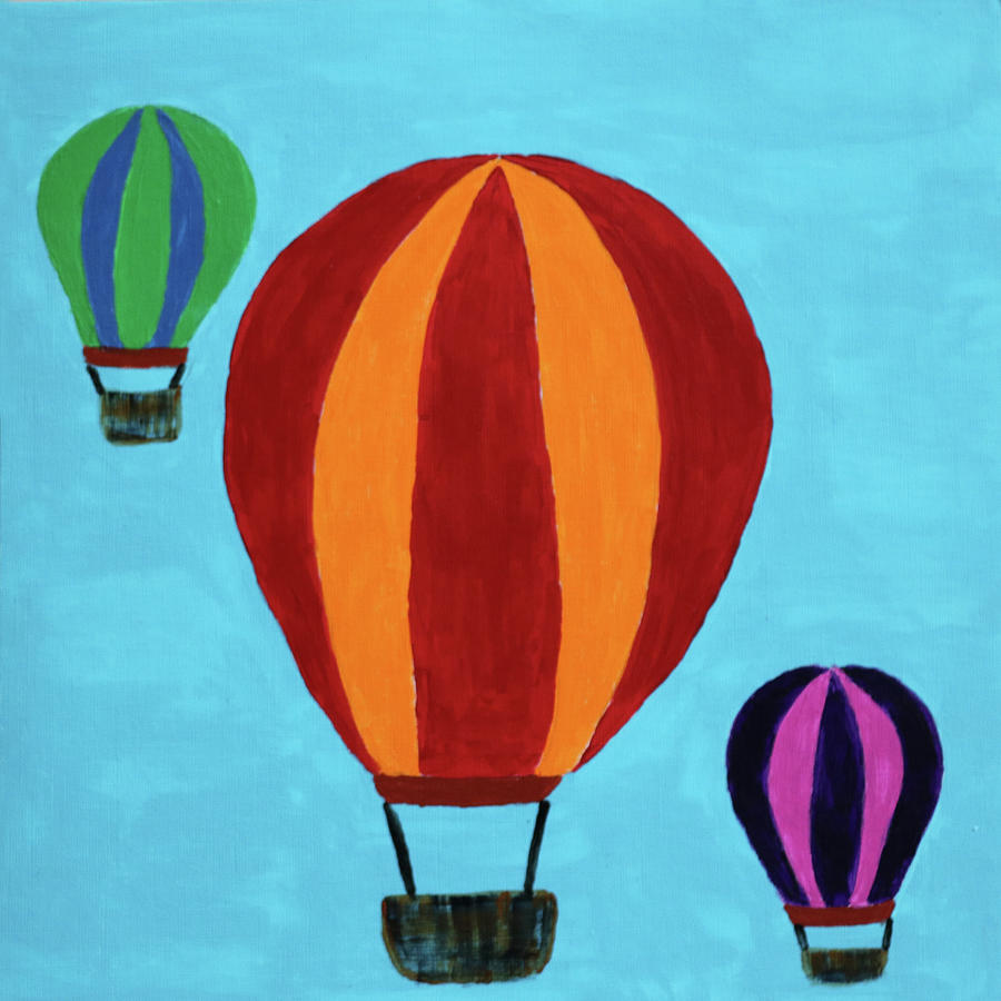 A Bunch of Hot Air by Deborah Boyd