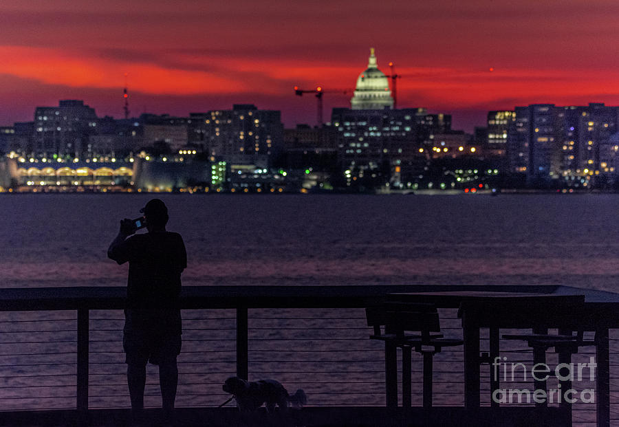 A Capital View by Amfmgirl Photography
