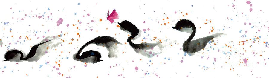 A Cheery Day I by Mui-Joo Wee