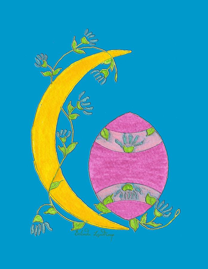 A Child's Moon Dream by Belinda Landtroop