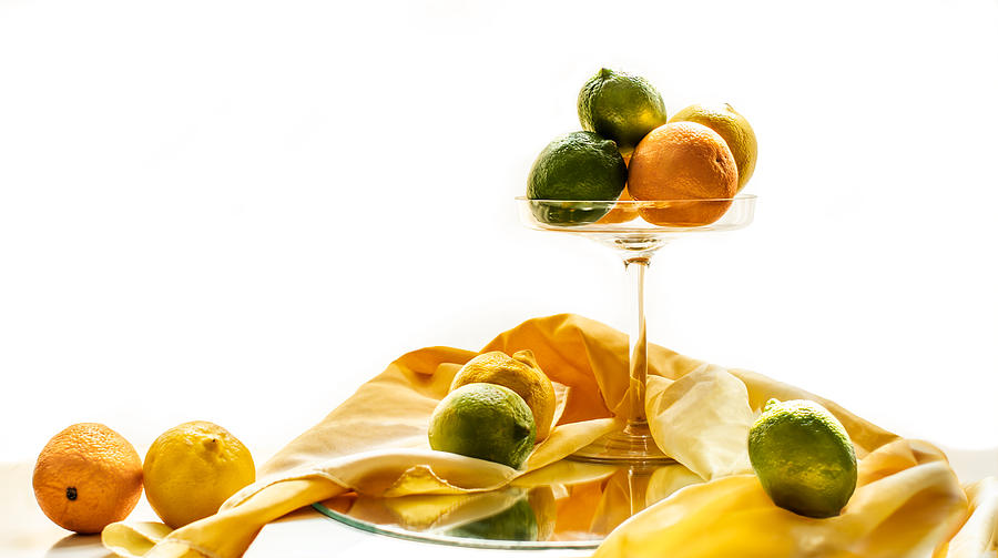 A Citrus Morning  by Maggie Terlecki