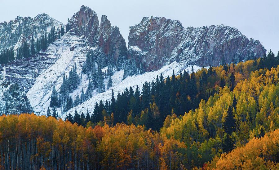 A Cold Autumn Morning by John De Bord