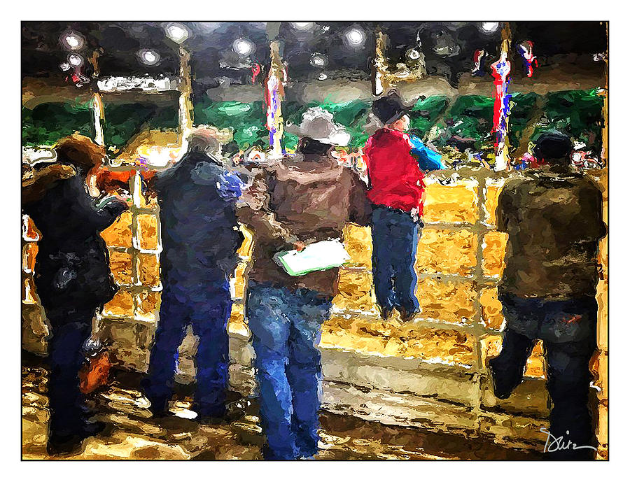 A Day At The Stock Show by Peggy Dietz