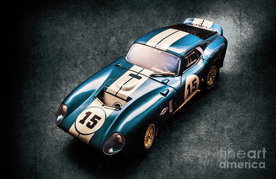Automotive Photograph - A Daytona Classic by Jorgo Photography - Wall Art Gallery