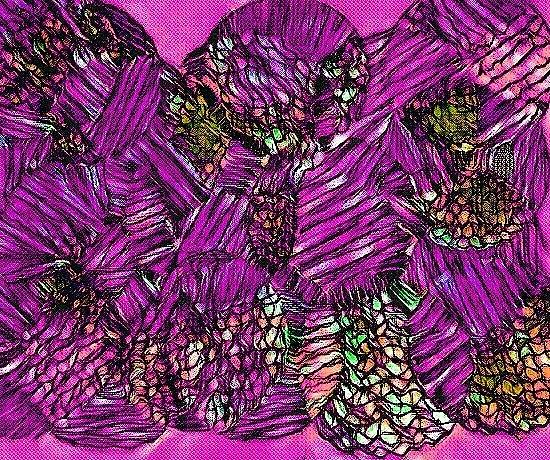 A Decorative Pattern 2 by Brenae Cochran