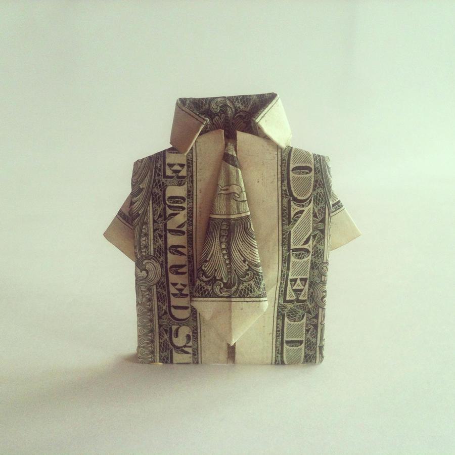 A Dollar Shirt Photograph by Lasse Kristensen