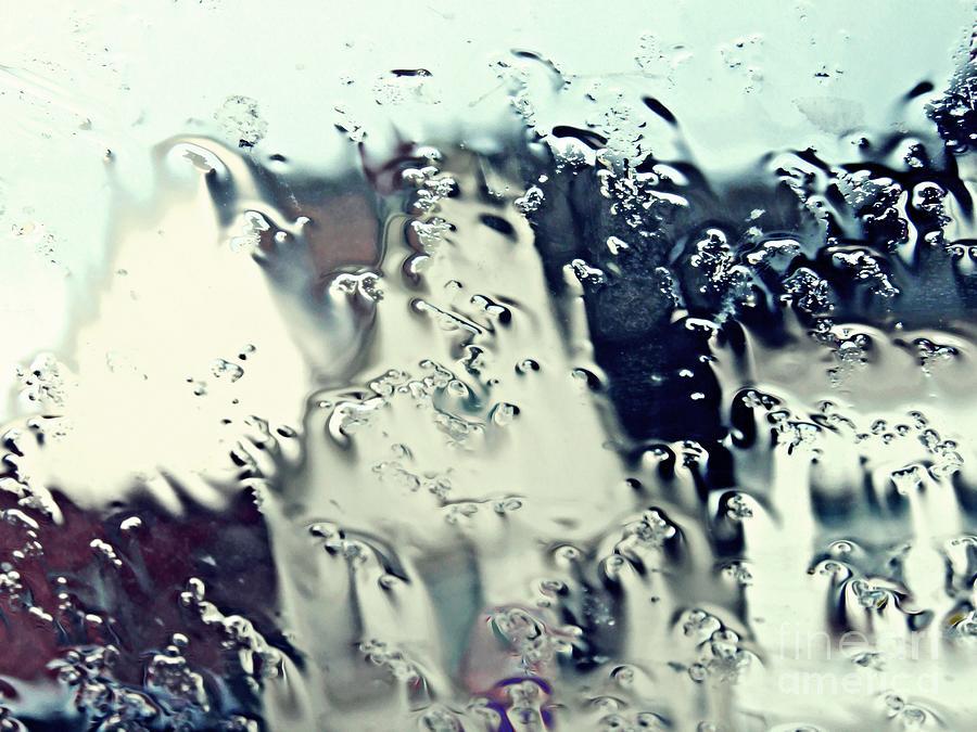 A Drive In The Rain 2 Photograph