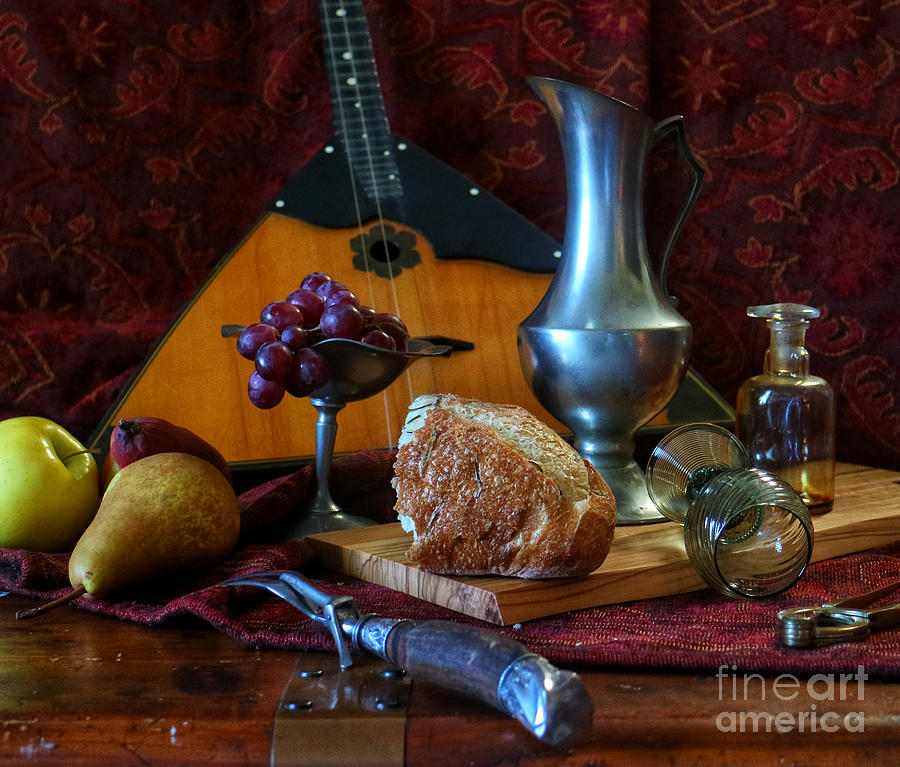 A Dutch Still Life by Deborah J Humphries