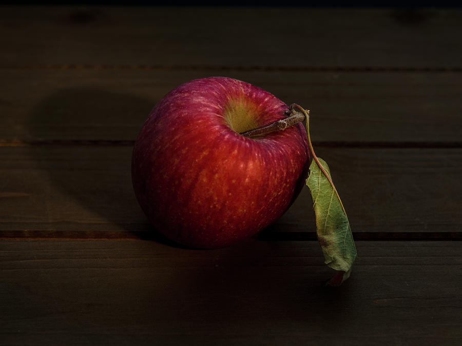 A fall harvest aple by Alessandra RC