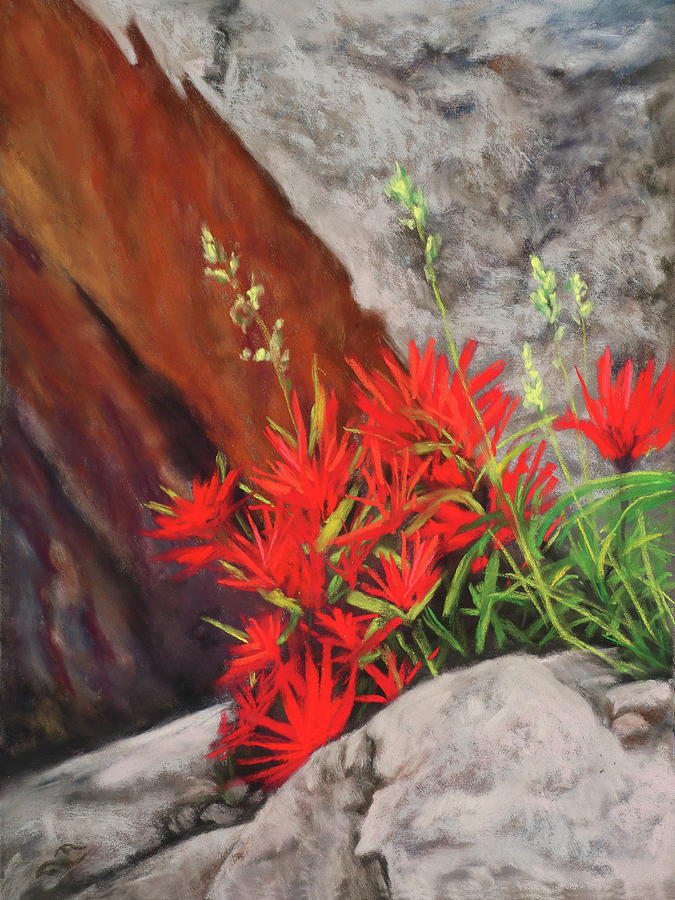 A Feast of Red by Sandi Snead