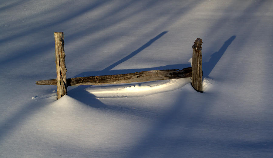 A Fence by Richard Stanford
