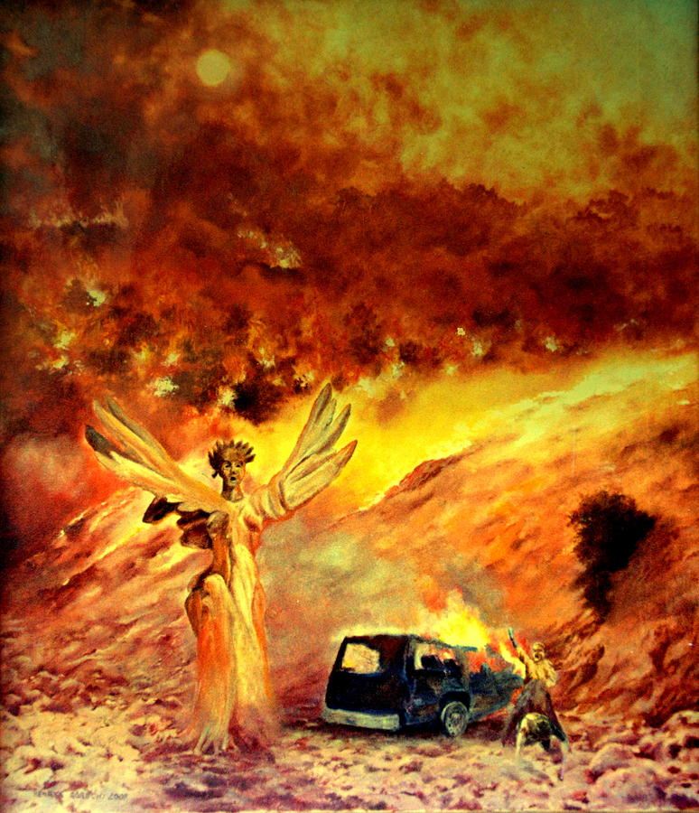 A Fiery Element by Henryk Gorecki