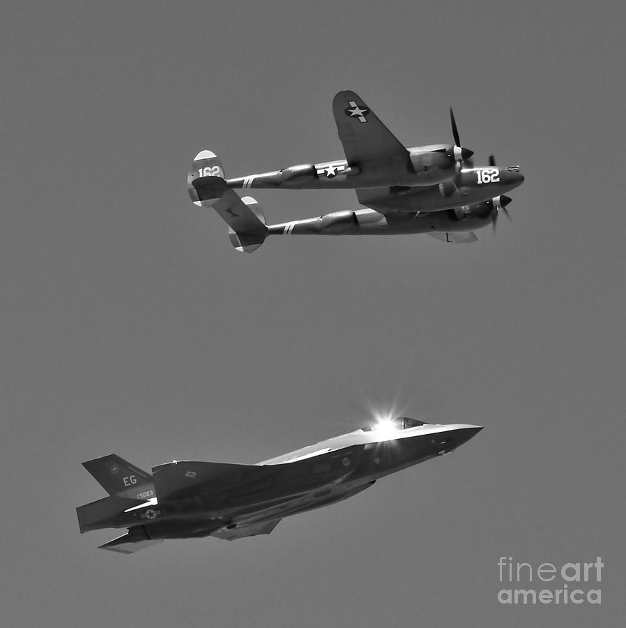 A Flyover by Kirt Tisdale