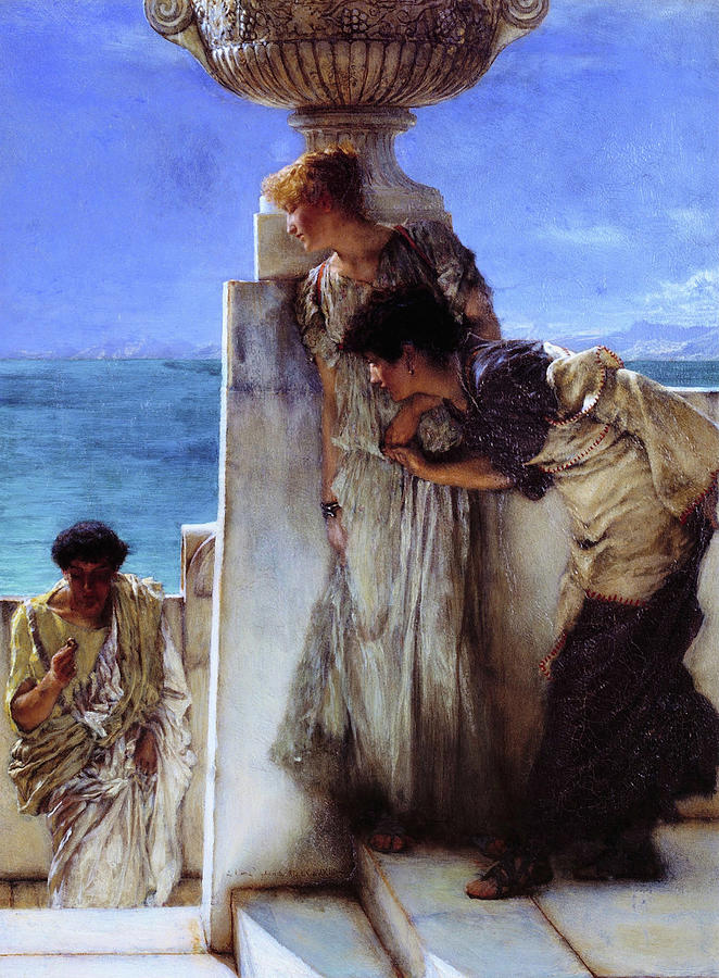 A Foregone Conclusion - Digital Remastered Edition by Lawrence Alma-Tadema