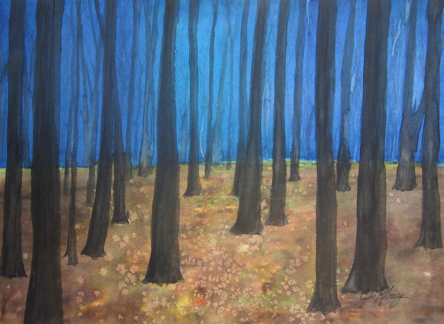A Forest by Christine Kfoury