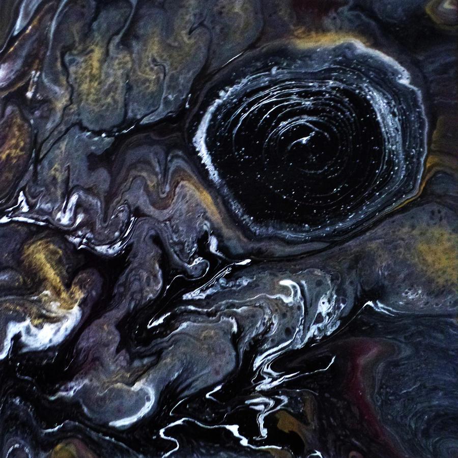 A Galaxy Inside You by Art by Kar