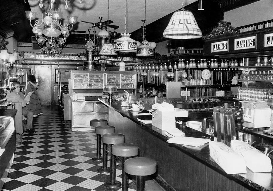 A General View Of The Interior Of Jahns Photograph by New York Daily News Archive