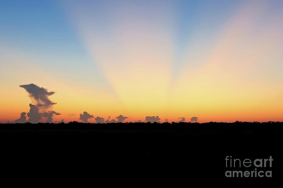 A Glorious Sunrise Photograph