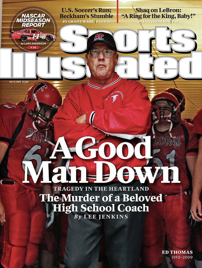 A Good Man Down Tragedy In The Heartland, The Murder Of A Sports Illustrated Cover Photograph by Sports Illustrated