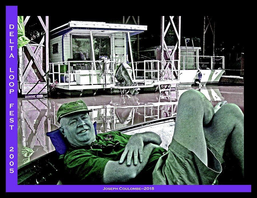 A Lazy Day on The Delta by Joseph Coulombe