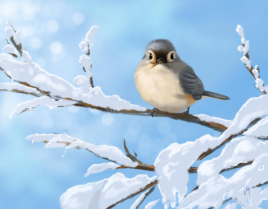 A little bird told me that... by Veronica Minozzi