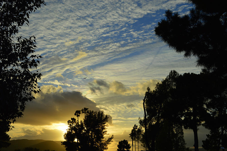 Sunset Photograph - A Long Days Journey Into The Night by Glenn McCarthy Art and Photography