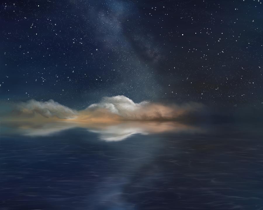 A Midnight Sky by Mark Taylor