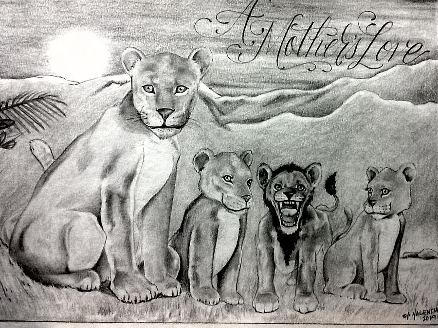 A Motherz Pride by Joseph Lil Man Valencia