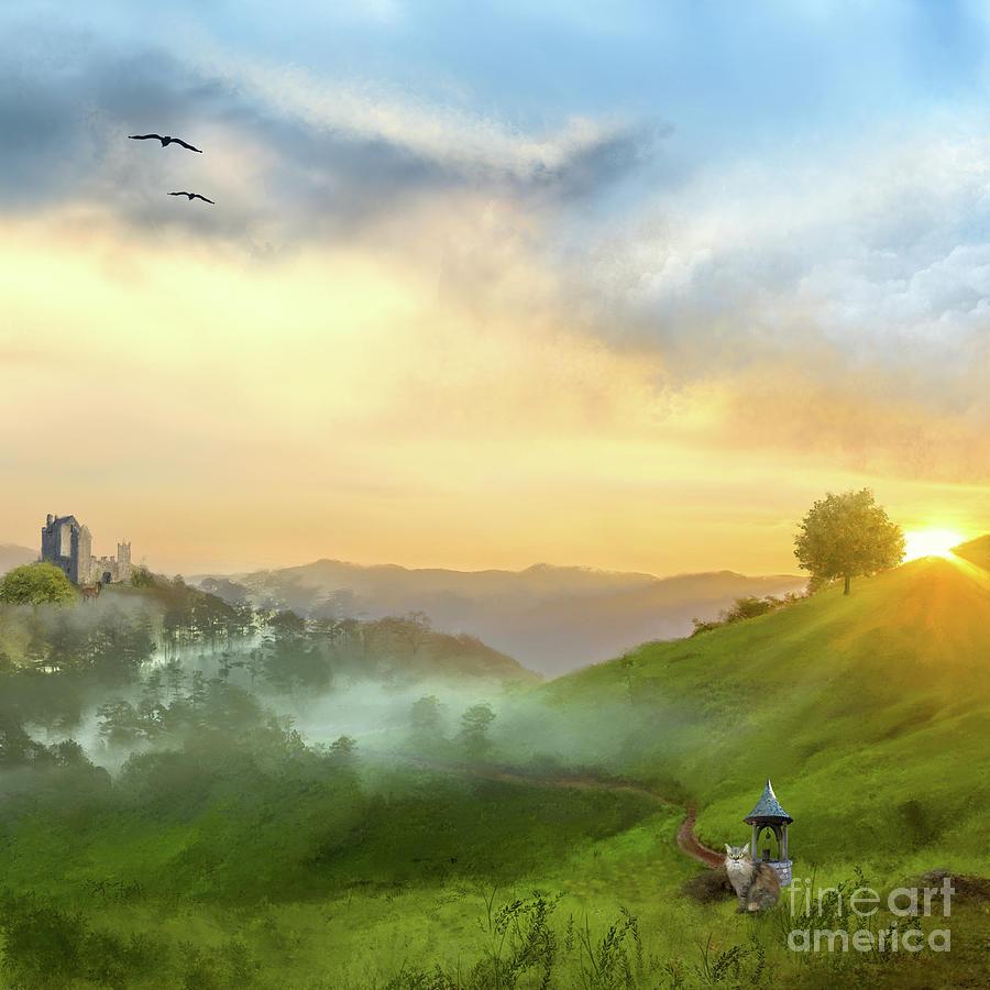 A New Dawn by Anne Vis