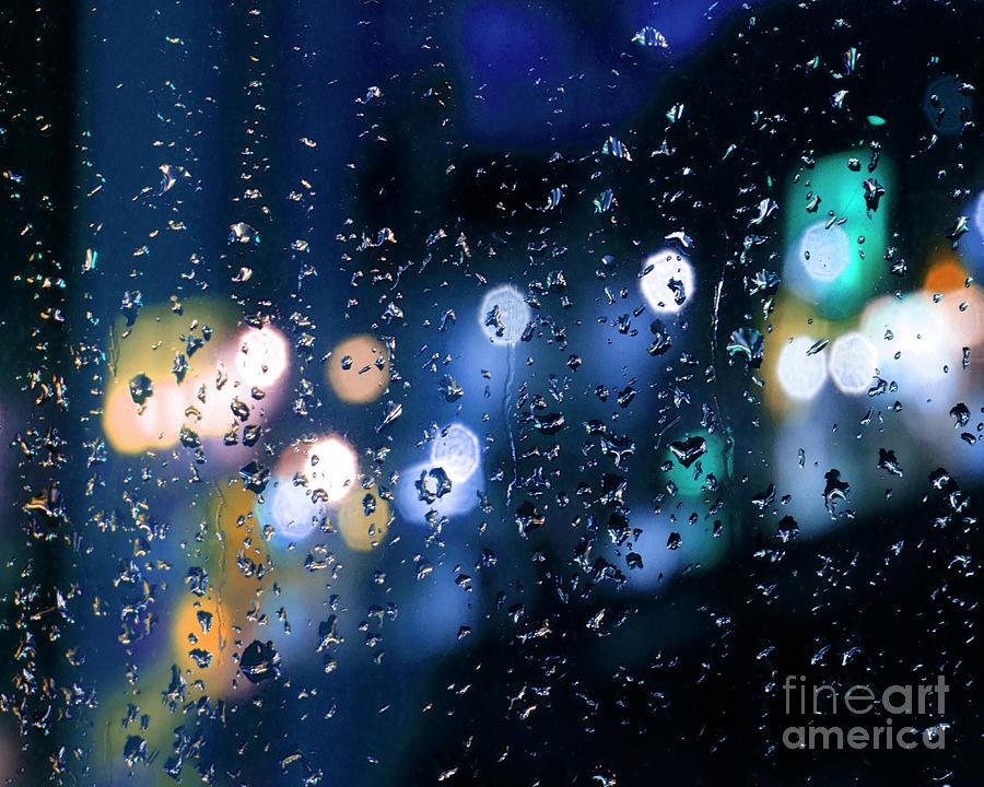 A Night Full of Rain by Edmund Nagele