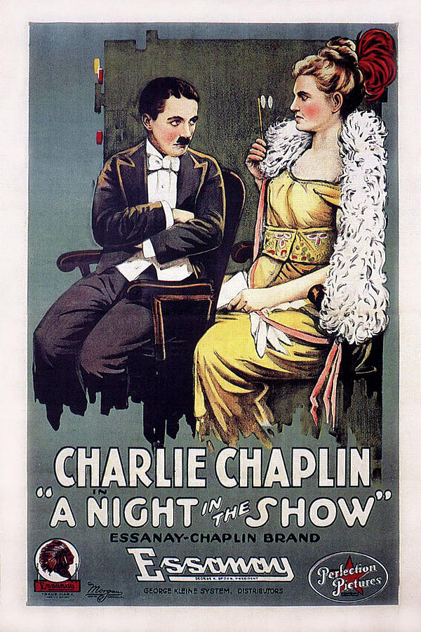 A Night in the Show by Charlie Chaplin