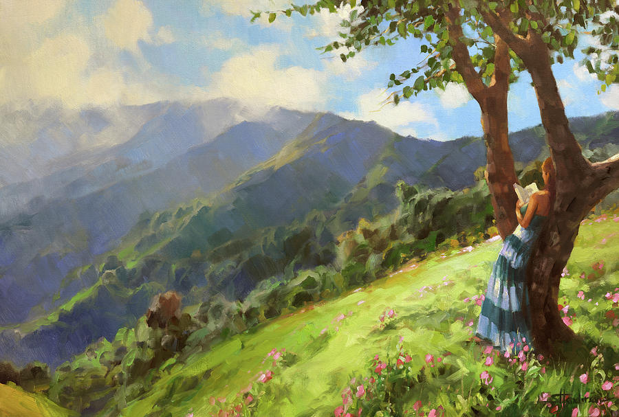 A Novel Landscape by Steve Henderson