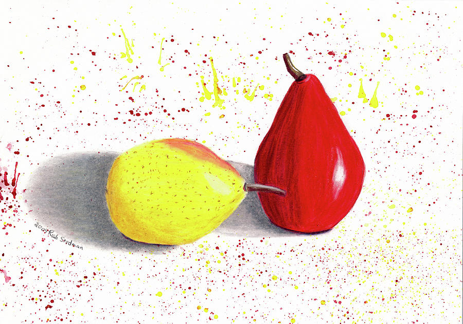 A Pear of Friends by Rich Stedman