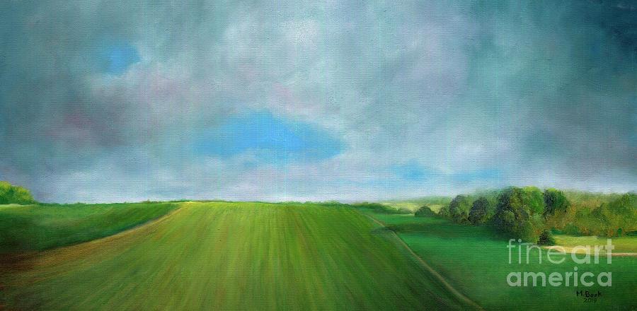 A Piece of Sky by Marlene Book