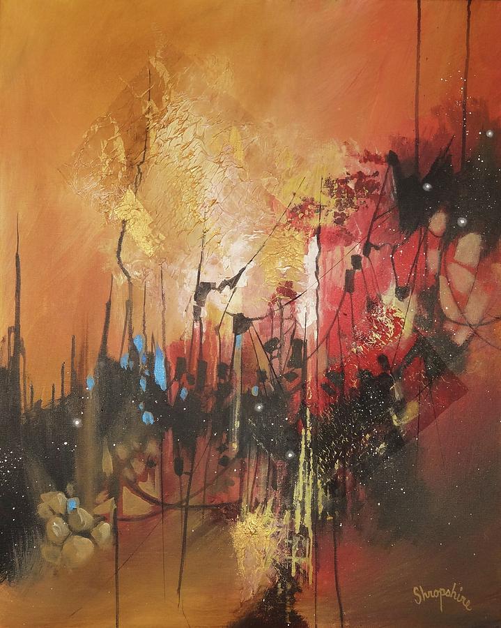 A Political Landscape by Tom Shropshire