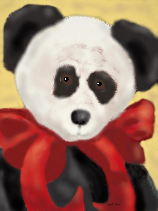 A Precious Panda by Angela Davies