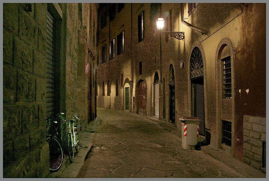 A Quiet Street by Guy Ciarcia