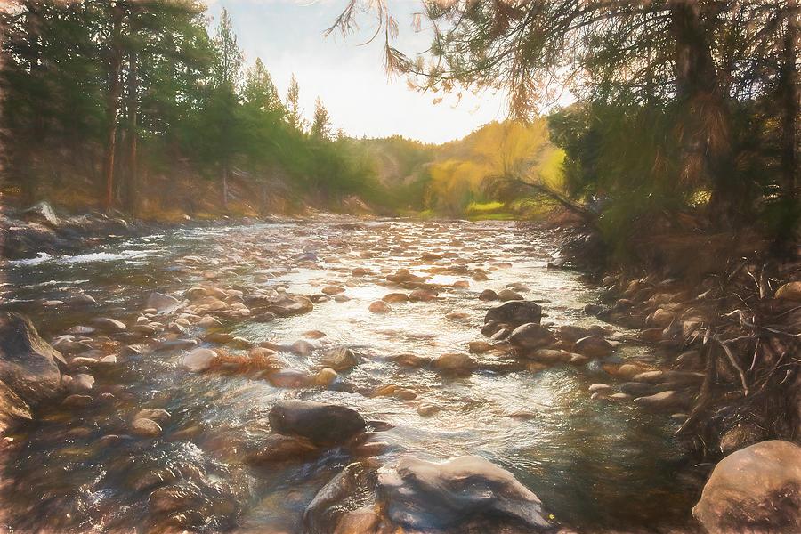 A River Runs Through It by Jennifer Grossnickle