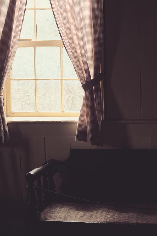 A Room in Pioneer Village by The Art Of Marilyn Ridoutt-Greene