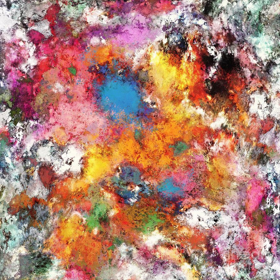 Rough Digital Art - A Secret Recipe by Keith Mills