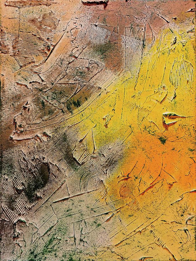 A Sense Of Autumn Painting by Trisha Pena