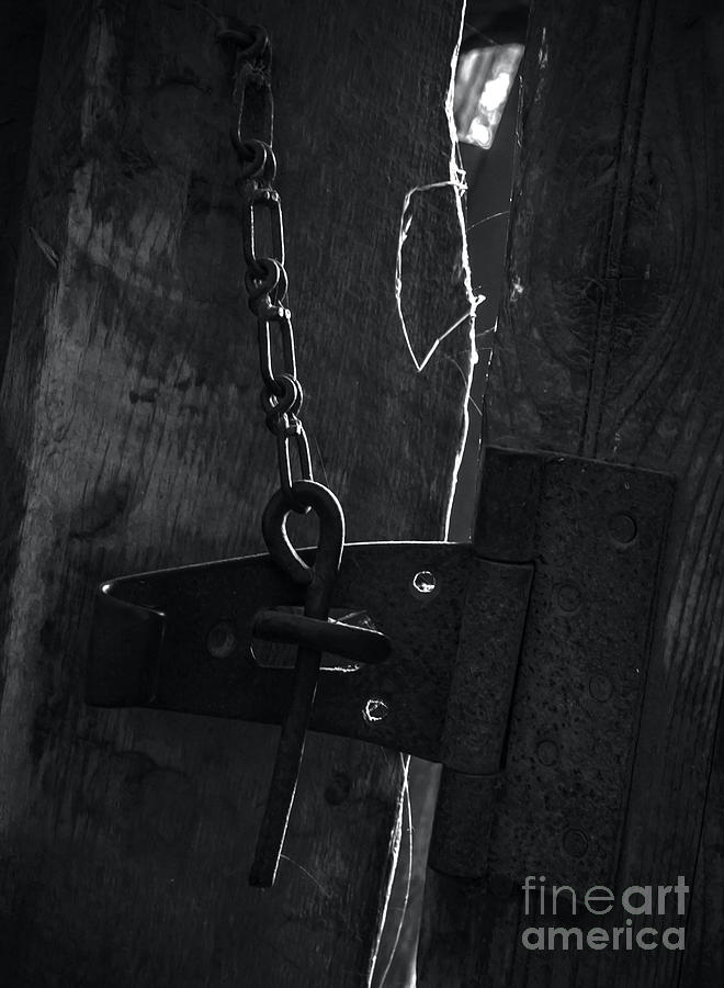 A Simple Lock by James Aiken