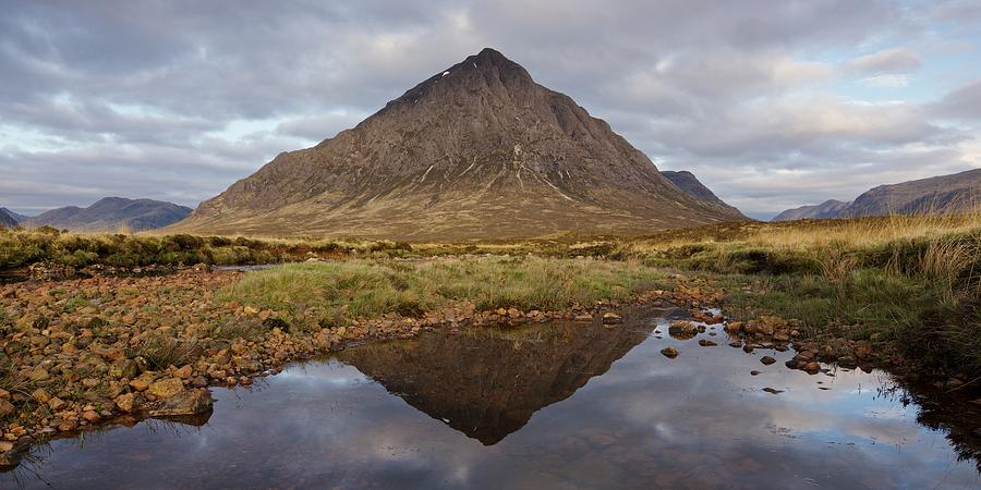 A Still Early morning in Glencoe by Stephen Taylor