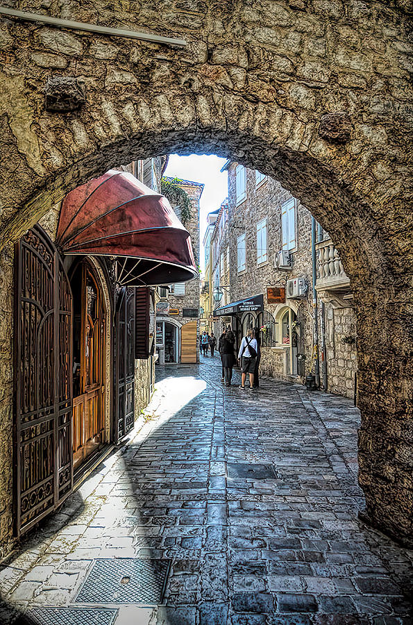 A Stroll Through the Old Town by PAUL COCO
