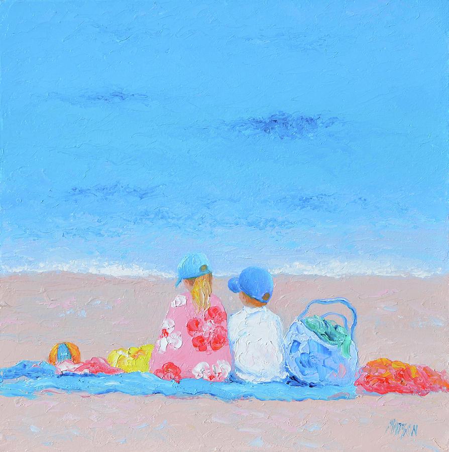 A Summer Day by Jan Matson