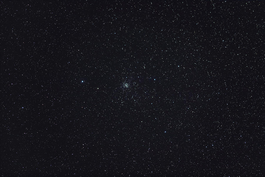 A Telephoto Lens Image Of The Open Star by Alan Dyer