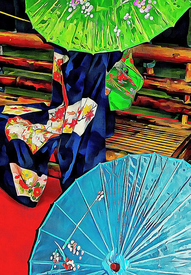 A Touch of Japan by Dorothy Berry-Lound